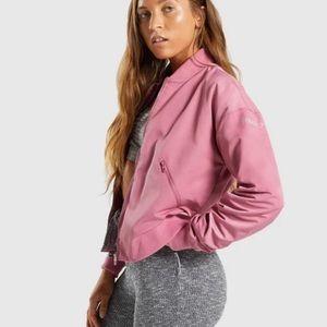 Gymshark bomber jacket